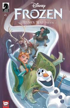 Disney Frozen Reunion Road