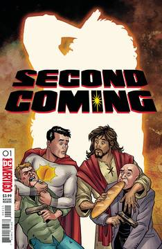 Second Coming  (6 issue Miniseries)