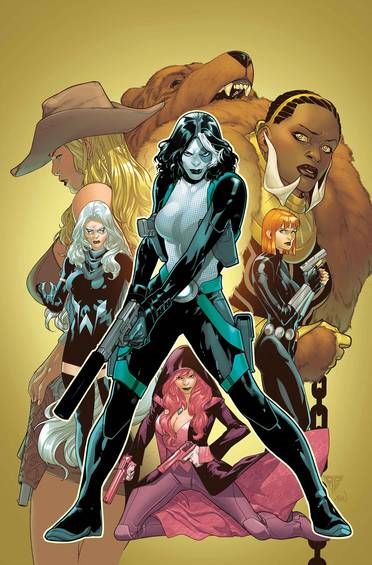 Domino Hotshots (5 issue Miniseries)