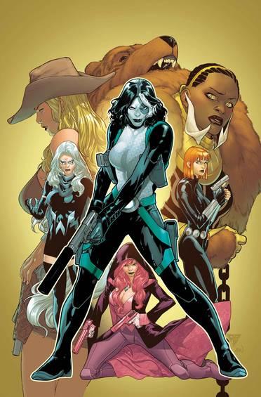 Domino Hotshots (5 issue Miniseries)