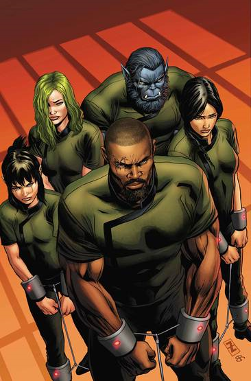 Age of X-Man Prisoner X (5 issue Miniseries)