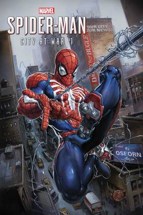 Marvels Spider-Man City At War  (6 issue Miniseries)