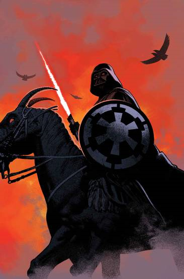 Star Wars Vader Dark Visions (5 issue Miniseries)