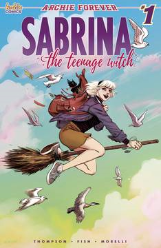 Sabrina Teenage Witch (5 issue Miniseries)