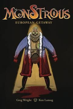 Monstrous European Getaway  (4 issue Miniseries)