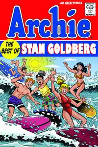 ARCHIE BEST OF STAN GOLDBERG HC VOL 01