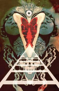 Dark Tower Drawing of Three Lady of Shadows (5-issue mini-series)
