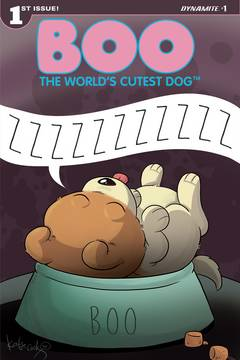 Boo Worlds Cutest Dog (3-issue mini-series)
