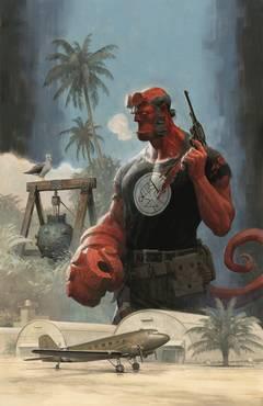 Hellboy & Bprd 1955 Occult Intelligence
