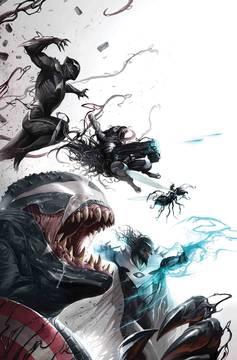 Venomverse War Stories