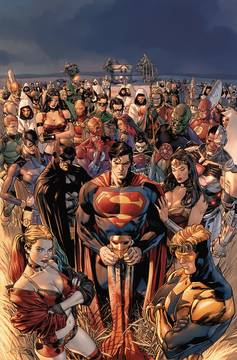 Heroes In Crisis (7-issue miniseries)