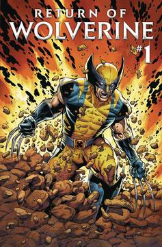 Return of Wolverine (5-issue miniseries)