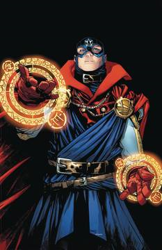 Infinity Wars Soldier Supreme (2-issue miniseries)