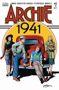 Archie 1941 (5-issue miniseries)