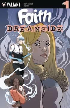 Faith Dreamside (4-issue miniseries)