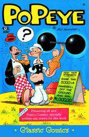 Classic Popeye Ongoing