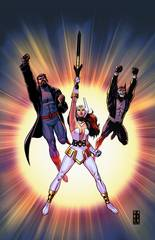Jla Gods and Monsters (3-issue mini-series)