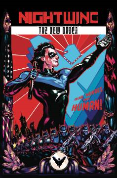 Nightwing the New Order (6-issue mini-series)