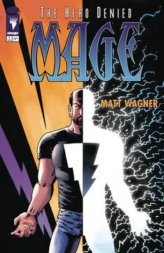 Mage Hero Denied (15-issue mini-series)