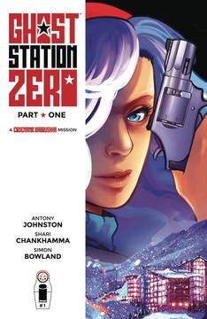 Ghost Station Zero (4-issue mini-series)