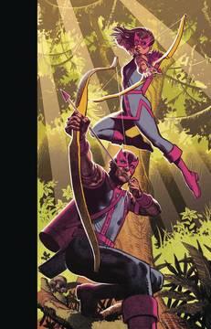 Generations Hawkeye & Hawkeye