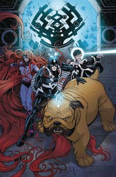 Inhumans Once Future Kings (5-issue mini-series)