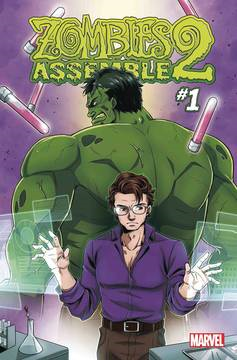 Zombies Assemble 2 (4-issue mini-series)