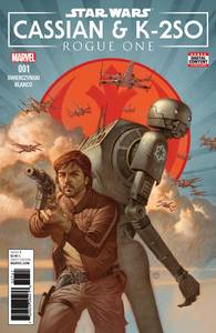 Star Wars Rogue One Cassian & K2SO Special