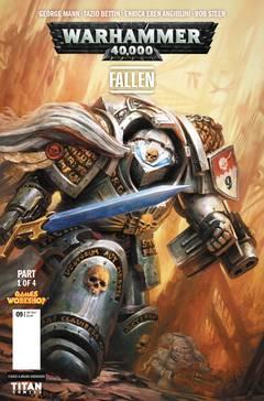 Warhammer 40000 Fallen (4-issue mini-series)