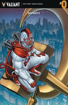 Divinity (5-issue mini-series)