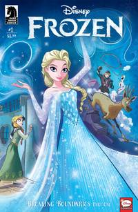 Disney Frozen Breaking Boundaries