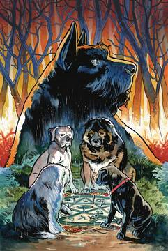 Beasts of Burden (4-issue mini-series)