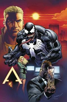Venom First Host (5-issue mini-series)