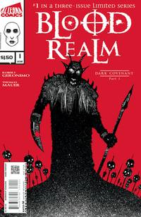 Blood Realm (3-issue mini-series)