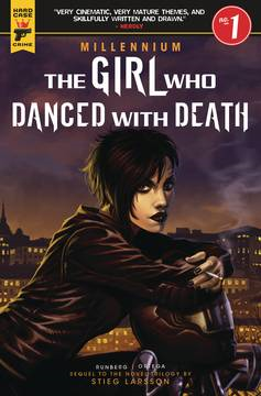 Girl Who Danced With Death Mill Saga (3-issue mini-series)