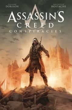 Assassins Creed Conspiracies (2-issue mini-series)