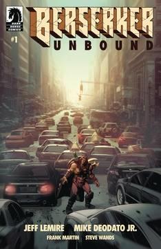 Berserker Unbound #1 (of 4)