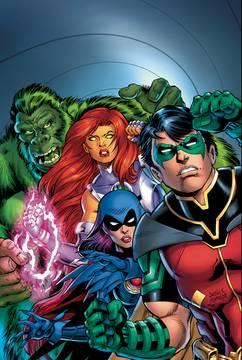 Titans Burning Rage #1 (of 7)