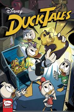 Ducktales Silence & Science #1 (of 3)