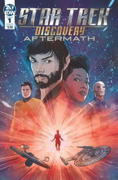 Star Trek Discovery Aftermath #1 (of 3)