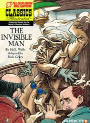 CLASSICS ILLUS HC VOL 02 THE INVISIBLE MAN