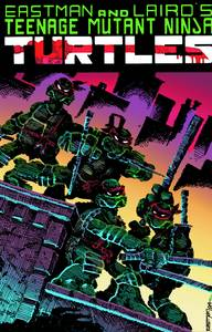 Teenage Mutant Ninja Turtles Color Classics