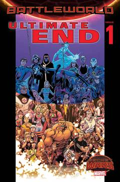 Ultimate End (5-issue mini-series)