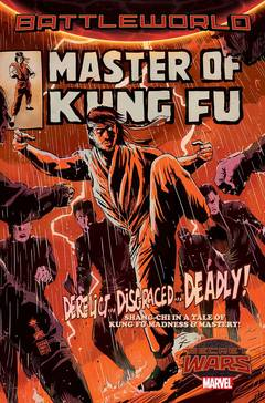 Master of Kung Fu (4-issue mini-series)