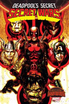 Deadpools Secret Secret Wars (4-issue mini-series)