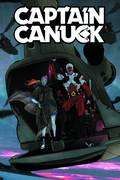 Captain Canuck 2015 Ongoing
