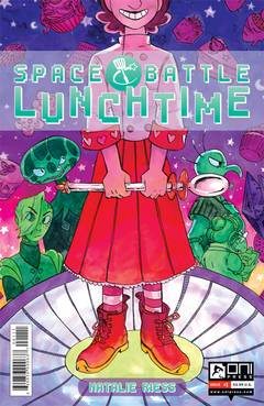 Space Battle Lunchtime (8-issue mini-series)