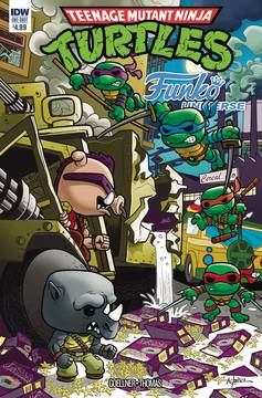 Teenage Mutant Ninja Turtles Funko Universe