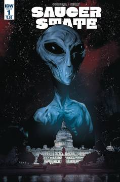 Saucer State 6-issue mini-series