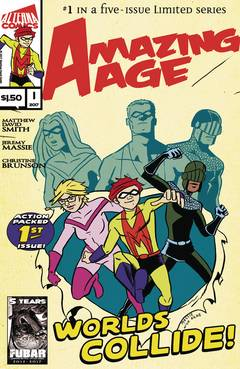 Amazing Age 5-issue mini-series